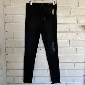 Gap High Rise Jeggings w/ Super Smoothing Pockets